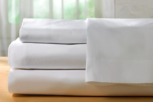 Buy linens in January