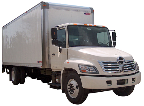 Get moving truck rental at storage facilities