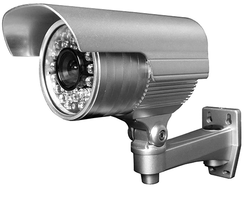 Security cameras at storage facilities