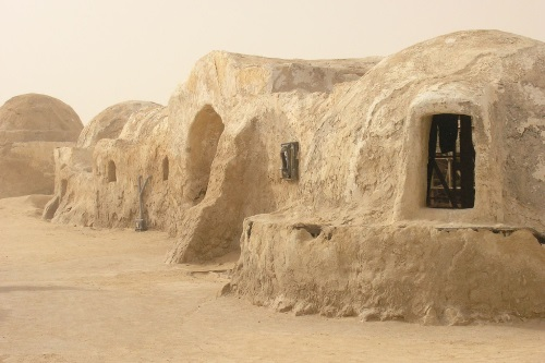 Tatooine from Star Wars