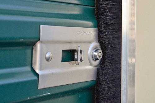 Secure Your Roll Up Door With A Cylinder Lock