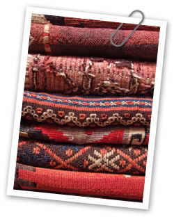 Self Storage Tips Textiles and Rare Fabrics