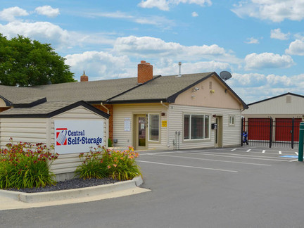 Central Self Storage 8303 West Vincent Street Boise Id