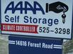 AAAA Self Storage - Forest