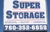 SuperStorage-El Centro