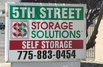 Fifth Street Storage Solutions