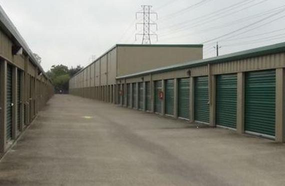 Storage Units Houston/9951 Harwin Road