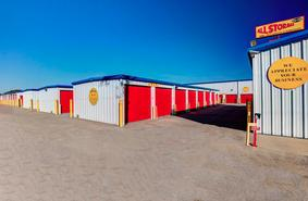 Storage Units Amarillo/2927 Blackburn St