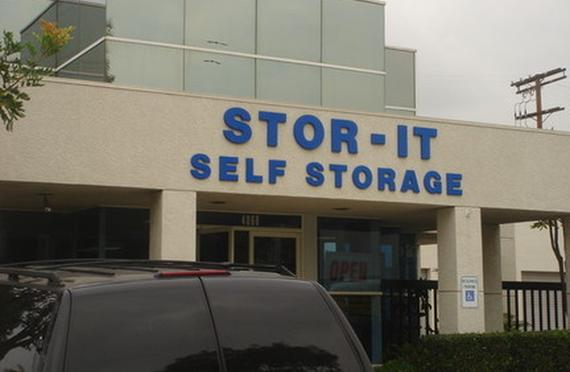 Storage Units Marina del Rey/4068 Del Rey Ave