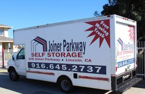 Storage Units Lincoln/108 Joiner Pkwy