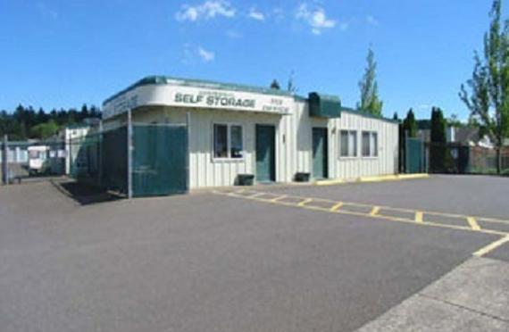 Centennial Self Storage - 8 Rainbow Dr, Springfield, OR ...