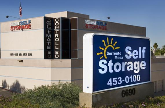 Storage Units San Diego/6690 Mira Mesa Blvd