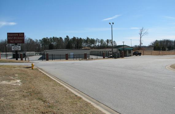 Storage Units Simpsonville/20 Berryblue Court