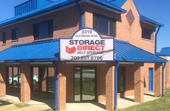 Storage Units Woodbridge/3318 Old Bridge Rd & Self Storage Units - Woodbridge VA | Storage Direct Woodbridge ...