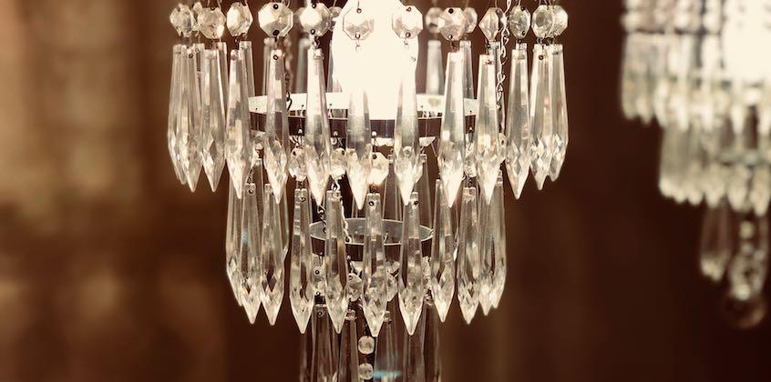 How To Store A Chandelier