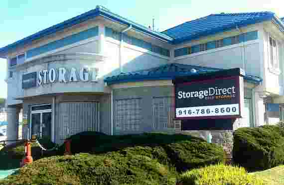 Storage Direct Roseville sales office
