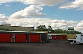 Storage Units Peoria/7590 West Olive Avenue