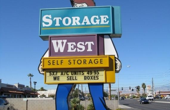 Storage Units Las Vegas/3869 E Sunset Rd
