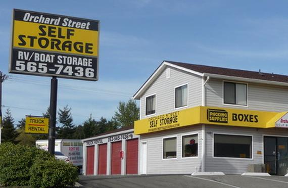 Storage Units Tacoma/4001 S Orchard St