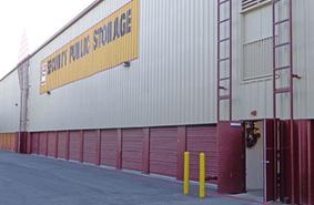 Storage Units San Mateo/110 E 25th Ave