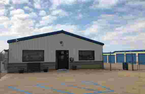 Security Storage in Wichita Falls, TX Front Office