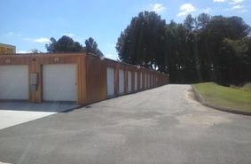 Storage Units Southaven/841 Town and Country Drive