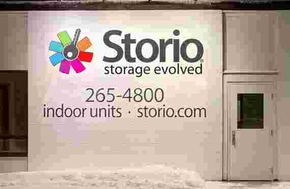 Front of Storio