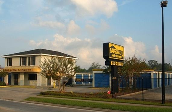 Storage Units Baton Rouge/10811 Coursey Blvd & Safeguard Self Storage - Coursey - 10811 Coursey Blvd Baton Rouge ...