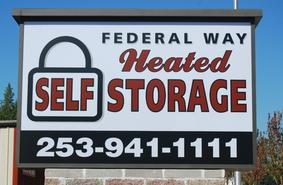 Storage Units Federal Way/35205 Pacific Highway South