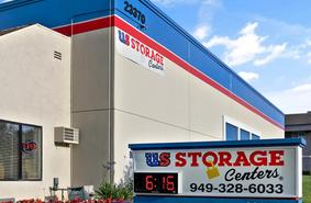 Storage Units Laguna Hills/23370 Moulton Pkwy