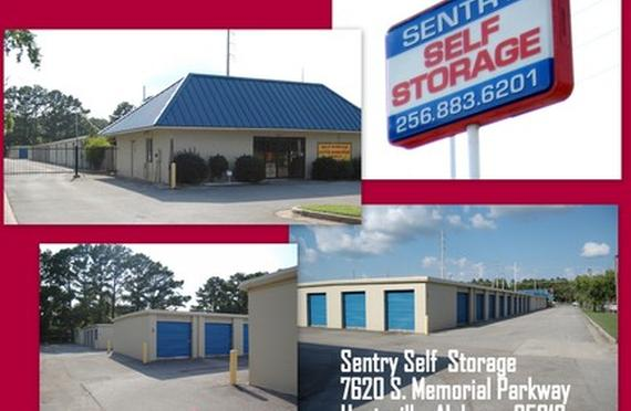 Storage Units Huntsville/7620 Memorial Parkway Southwest