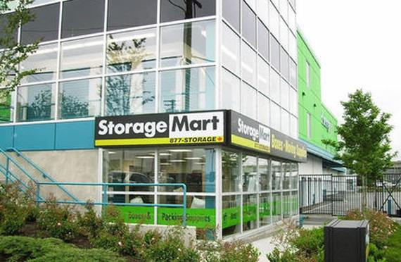 Storage Units Vancouver/1311 East Kent Avenue North