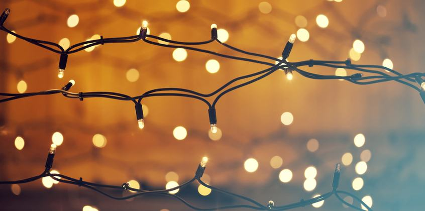 keeping your holiday lights untangled