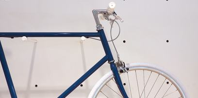 Grease all fasteners and metal surfaces before putting your bicycle in storage | Rock Safe