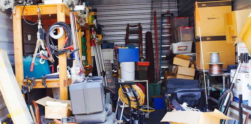How To Deal With Abandoned Storage Units Storagefront Com