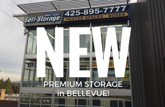 Storage Units Bellevue/12399 Northup Way