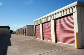 Storage Units Cedar Park/945 W New Hope Dr