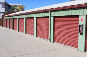 Storage Units Grass Valley/150 Spring Hill Dr
