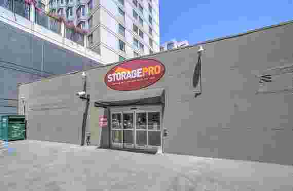 StoragePRO on Beale Street in San Francisco