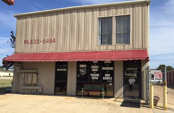 Storage Units Texarkana/3626 New Boston Rd