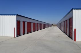 Storage Units Bakersfield/9340 Panama Lane