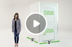 Storage Locker storage unit video