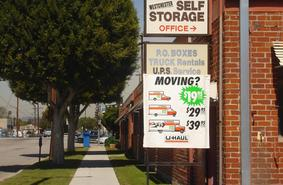 Storage Units Inglewood/940 West Florence Avenue
