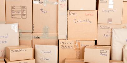 Maintain organization in your life with self-storage | Wise Space Storage