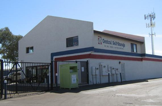 Storage Units Phoenix/9029 North 43rd Avenue