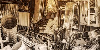 Identify signs of hoarding and clear your self-storage with these tips | Rock Safe