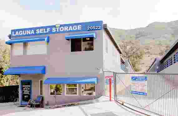 Laguna Self Storage sales office
