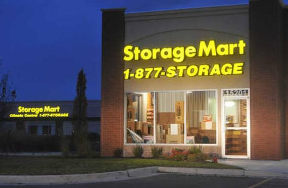 Storage Units Overland Park/15201 Antioch Road