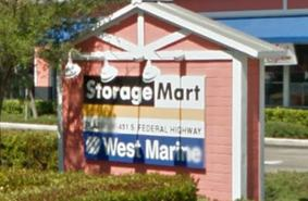 Storage Units Pompano Beach/405 South Federal Highway