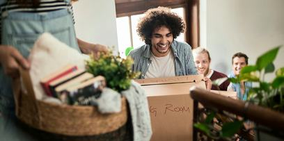 moving out to college, student self storage | Iron Guard Storage
